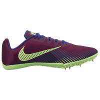 Nike Zoom Rival M 9 - Men's - Maroon / Light Green