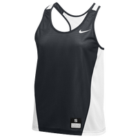 Nike Team Reversible Mesh Tank Pinnie - Women's - Grey / White