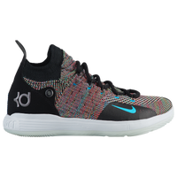 Nike KD 11 - Boys' Grade School -  Kevin Durant - Black / Multicolor