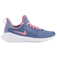 Nike Renew Rival - Girls' Grade School - Blue / Pink