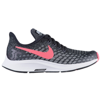 Nike Air Zoom Pegasus 35 - Girls' Grade School - Black / Grey