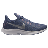 Nike Air Zoom Pegasus 35 - Girls' Grade School - Navy