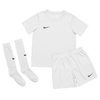 Nike Team Dry Park Kit Set - Boys' Grade School - White / Black