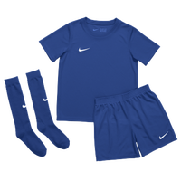 Nike Team Dry Park Kit Set - Boys' Grade School - Blue / White