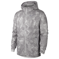 595f36ef7fd3 Nike Shield Ghost Camo Jacket - Men s - Grey   Silver