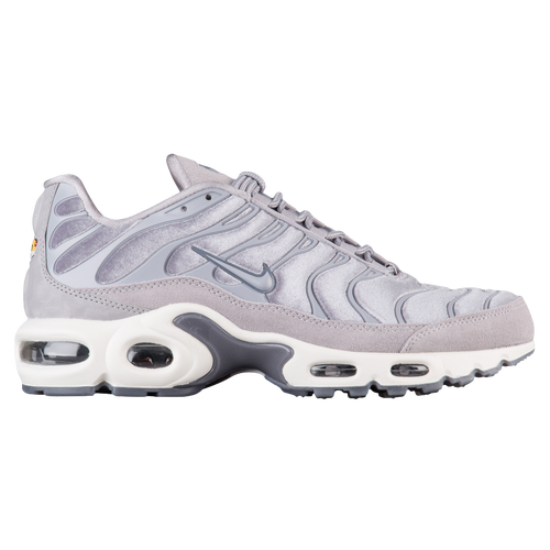 outlet store e6af1 f3163 Nike Air Max Plus LX LX LX Velvet Femme 's Casual Chaussures Gunsmoke d58c12