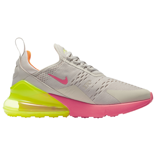 Nike Nike Air Max 270 Womens Desert SandHot PunchVoltTotal Orange from Six:02 | ShapeShop