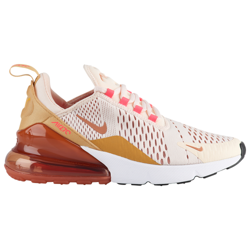 7c028bd559ad ... release date nike air max 270 womens casual shoes guava ice terra blush  racer pink wheat