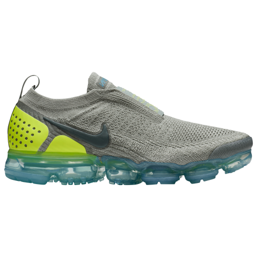 Nike Air Vapormax Flyknit Moc 2 - Mens - Running - Shoes - Mica  GreenVoltNeo Turquoise