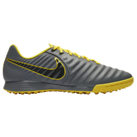 Nike Tiempo LegendX 7 Academy TF - Men's - Grey / Yellow