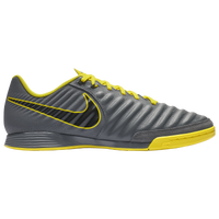 Nike Tiempo LegendX 7 Academy IC - Men's - Grey / Yellow
