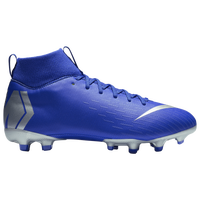 3fef7513e Nike Mercurial Superfly 6 Academy MG - Boys  Grade School - Blue