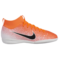 Nike Mercurial SuperflyX 6 Academy IC - Boys' Grade School - Orange
