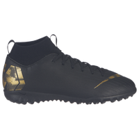 Nike Mercurial SuperflyX 6 Academy TF - Boys' Grade School - Black