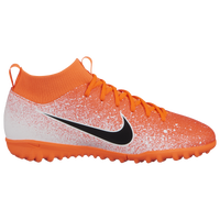 Nike Mercurial SuperflyX 6 Academy TF - Boys' Grade School - Orange