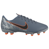 Nike Mercurial Vapor 12 Academy MG - Boys' Grade School - Grey