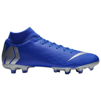 Nike Mercurial Superfly 6 Academy MG - Men's - Blue / Silver
