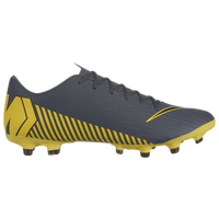 Nike Mercurial Vapor 12 Academy MG - Men's - Grey / Yellow