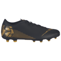 Nike Mercurial Vapor 12 Club MG - Men's - Black / Gold