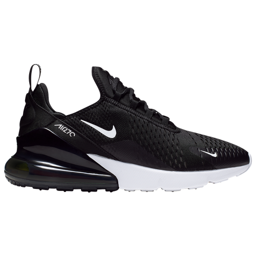 Nike Air Max 270 - Men's - Casual - Shoes - Black/Anthracite/White/Solar Red
