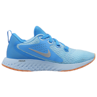 Nike Legend React - Girls' Grade School - Light Blue
