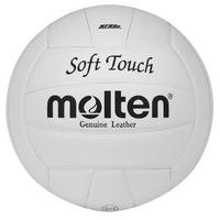 Molten Team Soft Touch NFHS Practice Ball - White / Black