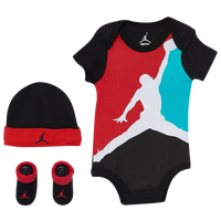 395b52e61e2c Jordan Retro 9 Color Blocked 3 Piece Set - Boys  Infant - Black   Multicolor