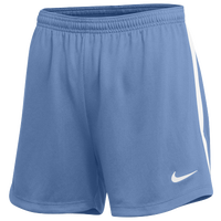 Nike Team Dry Classic Shorts - Women's - Light Blue