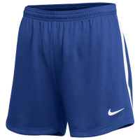 Nike Team Dry Classic Shorts - Women's - Blue