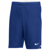 Nike Team Laser IV Shorts - Boys' Grade School - Blue
