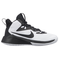 Nike Future Court - Boys' Grade School - White / Black