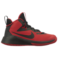 Nike Future Court - Boys' Grade School - Red / Black