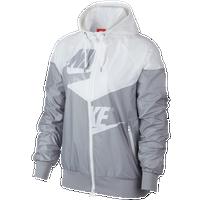 9d981f5de427 Nike Windrunner GRX Jacket - Women s - White   Grey