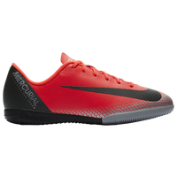 Nike Mercurial Vapor 12 Academy IC - Boys' Grade School - Red
