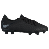 Nike Hypervenom Phantom 3 Club FG - Boys' Grade School - Black