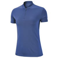 Nike Dri-FIT Blade Golf Polo - Women's - Blue