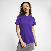 Nike Dri-FIT Blade Golf Polo - Women's - Purple