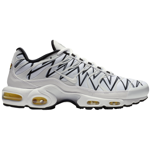 Nike Air Max Plus Men's White/White/Black J6311100