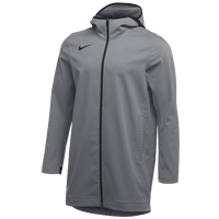 Nike Team Jacket Protect - Men's - Grey / Black