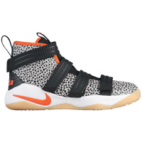 Nike LeBron Soldier XI SFG - Boys' Preschool -  Lebron James - Black / Orange