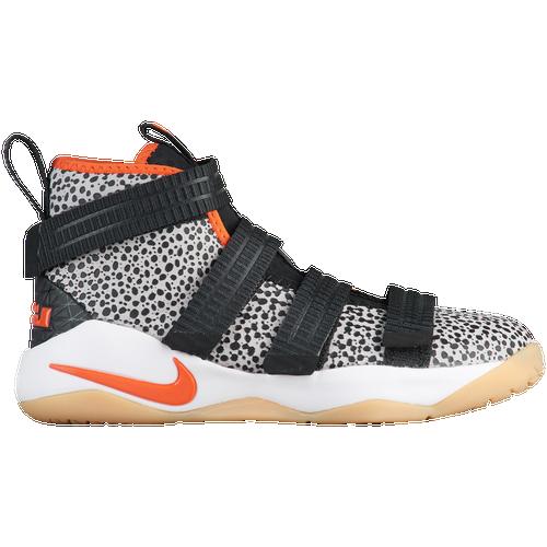Nike Lebron Soldier Xi Sfg Boys Preschool Basketball Shoes