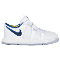 Nike KD 10 - Boys' Toddler -  Kevin Durant - White / Blue