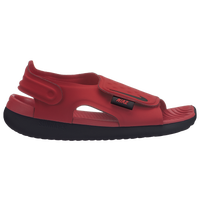 Nike Sunray Adjust 5 Sandal - Boys' Grade School - Red