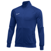 Nike Team Academy 19 Jacket - Men's - Blue