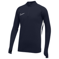 Nike Team Academy 19 Drill Top - Boys' Grade School - Navy