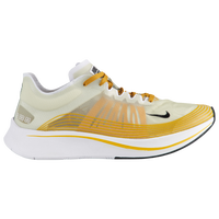 Nike Zoom Fly SP - Men's - White / Yellow