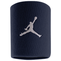 Jordan Jumpman Wristbands - Navy / White