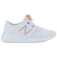 New Balance Cruz - Girls' Preschool - Light Blue