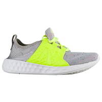 New Balance Cruz - Girls' Preschool - Grey / Light Green