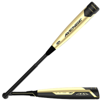 Axe Bat Avenge Baseball Bat - Boys' Grade School - Black / Gold